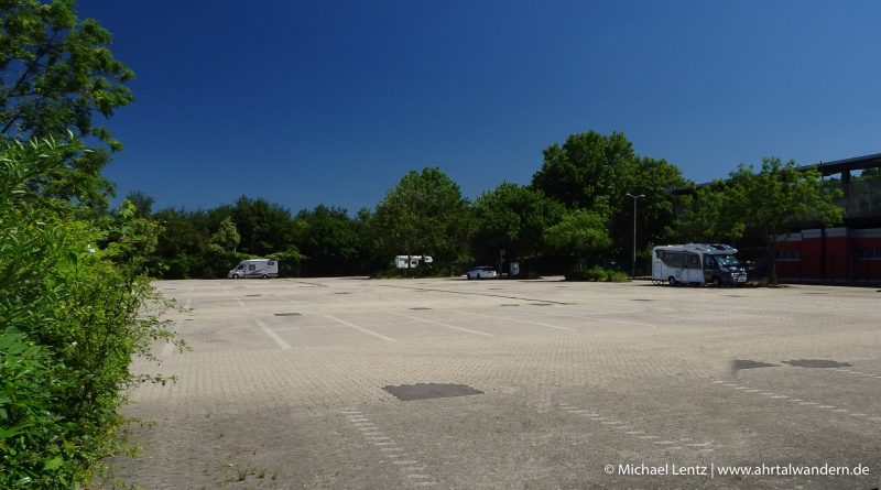 03 Campingpark Zirkuswiese @ Michael Lentz Ahrtalwandern 2018-07-08