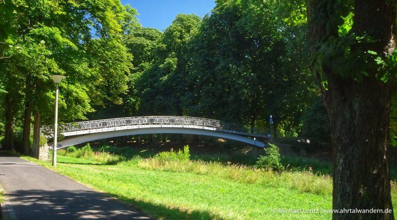 07 Brücke Apollinarisstadion Kaiser Wilhelm Park @ Michael Lentz Ahrtalwander 2018-07-08