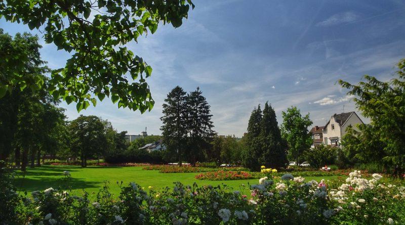 26 Rosengarten