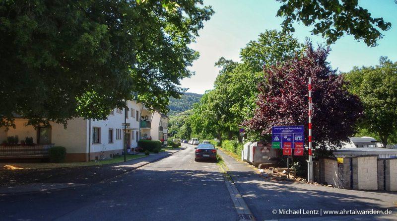 40 Radweg zum Kloster @ Michael Lentz Ahrtalwander 2018-07-08