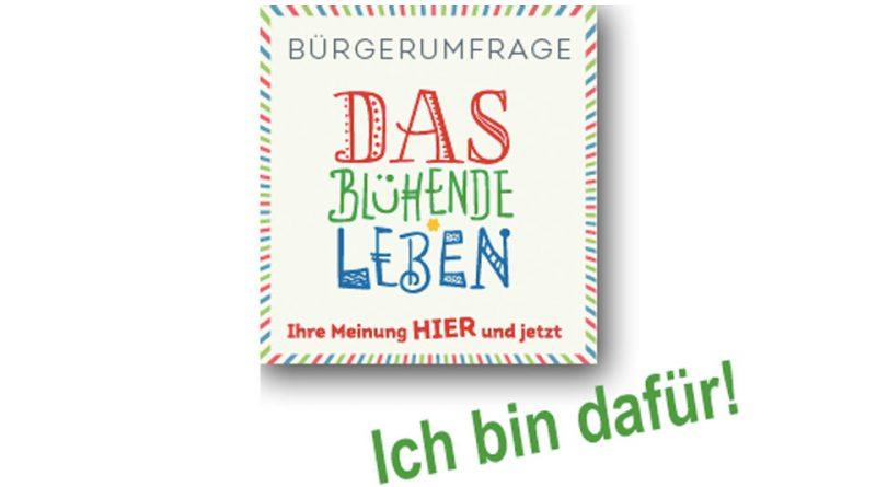 Das blühende Leben Bad Neuenahr Online Petition Ich bin dafür