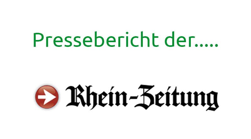 LaGa2022 Pressebericht der Rhein Zeitung