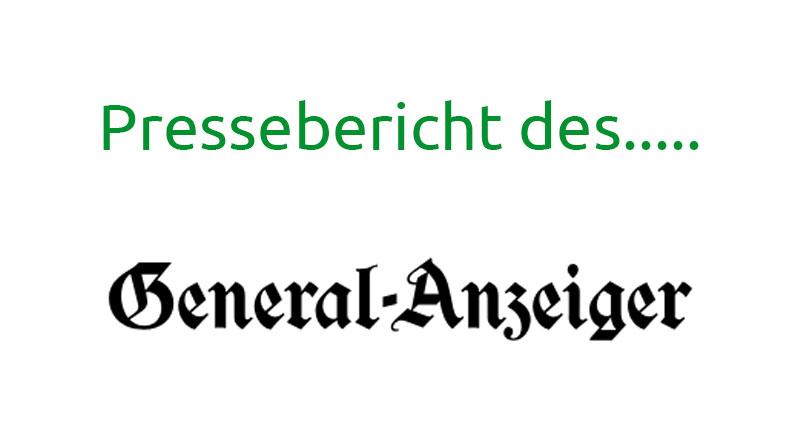 LaGa2022 Pressebericht des General Anzeiger
