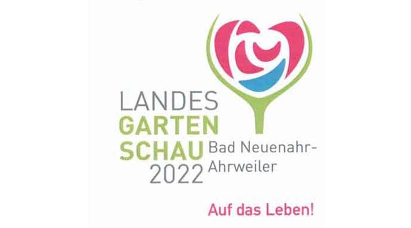 Landesgartenschau 2022 Bad Neuenahr Ahrweiler-Logo