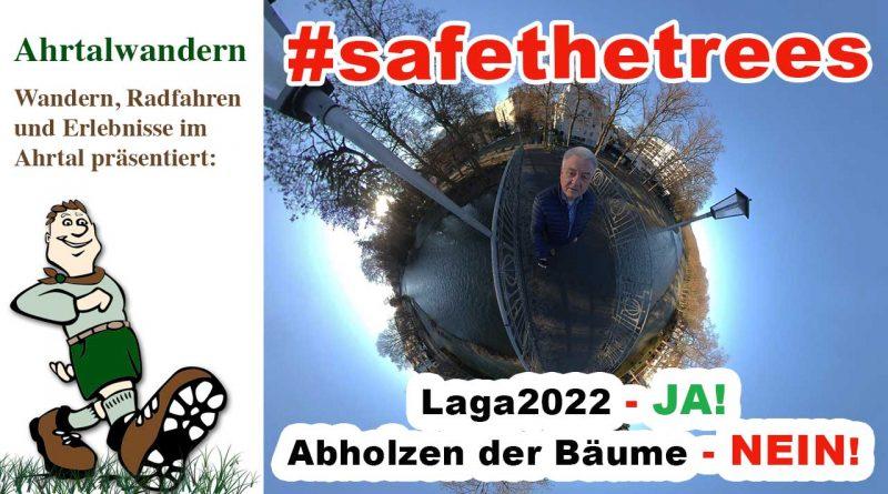 #safethetrees in Bad Neuenahr Laga2022 JA | Abholzen der Bäume NEIN Trailer